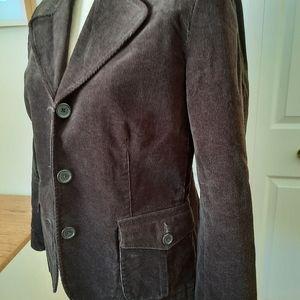 Vintage casual corduroy jacket/blazer
